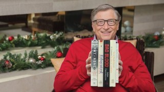 Кои книги впечатлиха Бил Гейтс през 2018 г.