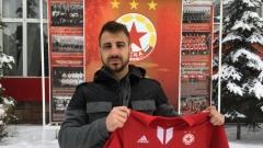Официално: Николай Бодуров е футболист на ЦСКА-София