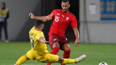 Украйна надви Швейцария на старта на Лига на нациите