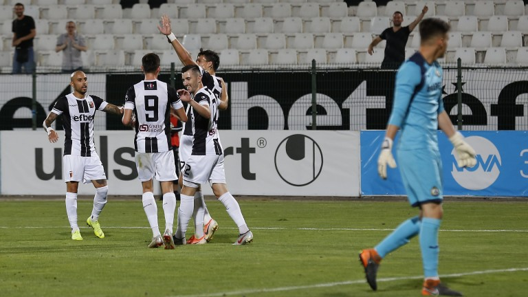 Отбори от Франция и Израел чакат Локомотив (Пловдив) в Лига Европа