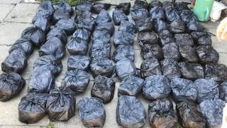 Откриха над 70 кг наркотици и тютюн в дома на пенсионер в Русе
