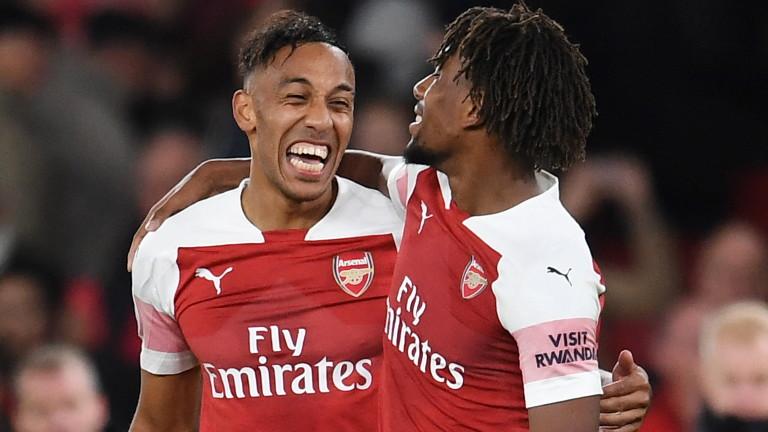 Отборът на Арсенал продължава с отличното си представяне под ръководството