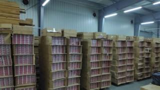Спряха контрабанда на цигари за 5 млн. лв. на пристанището в Бургас