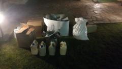 Лаборатория за синтетична дрога откриха в Радомирско