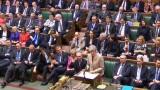 Това е последната възможност да осигурите Брекзит, обяви Мей пред депутатите
