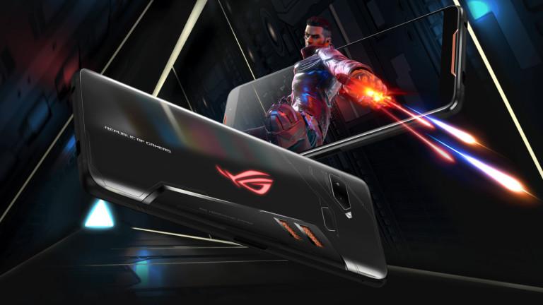 Asus ROG Phone II - най-мощният смартфон на пазара