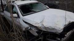 Четирима македонци катастрофираха край Банско