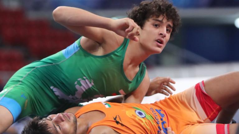 Едмонд Назарян ще направи дебют на Европейското по борба за