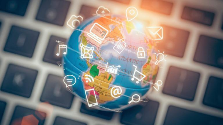 Домейнът на кирилица (.ею) - най-популярното уеб разширение в Европа