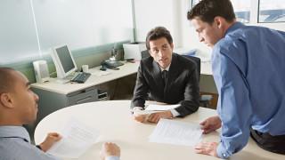 За какво не трябва да се говори в работата