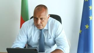 На 15 септември Борисов напомни за увеличението от 15% на учителските заплати