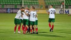 """""""Лъвчетата"""" започнаха евроквалификациите с чиста победа над Молдова"""