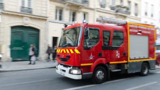 Четири деца загинаха при пожар в сграда във Франция