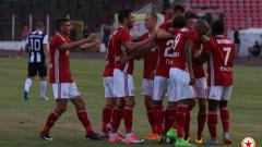 И Алберг отпътува с ЦСКА за Пловдив
