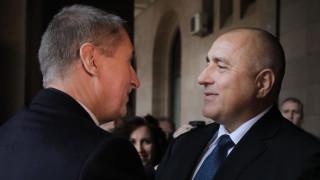 Борисов и Бабиш единодушни, че Дъблинското споразумение не работи
