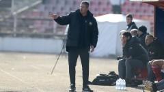 Третият период на Любо Пенев в ЦСКА започва във Варна