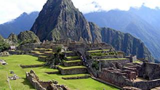 Пожари застрашават града на инките на Мачу Пикчу