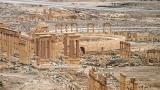 Заложени от джихадистите мини забавят напредъка на силите на Асад в Палмира