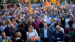 Повече каталунци подкрепят независимост от Испания