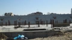 """Ясно е кога се подновява строежът на стадион """"Христо Ботев"""""""