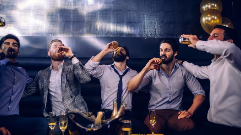 Кои са най-големите пиячи