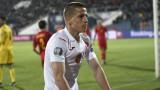 Младежкият национален тим остана без Мартин Минчев за турнира в Турция