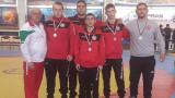 Отлично представяне на кадетите на ЦСКА в Бургас