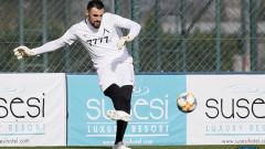 АПОЕЛ (Никозия) взима титулярния вратар на Левски