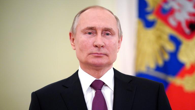 Путин подписал закон, позволяющий ему править до 2036 года.