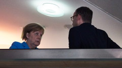 Меркел ще спасява коалицията