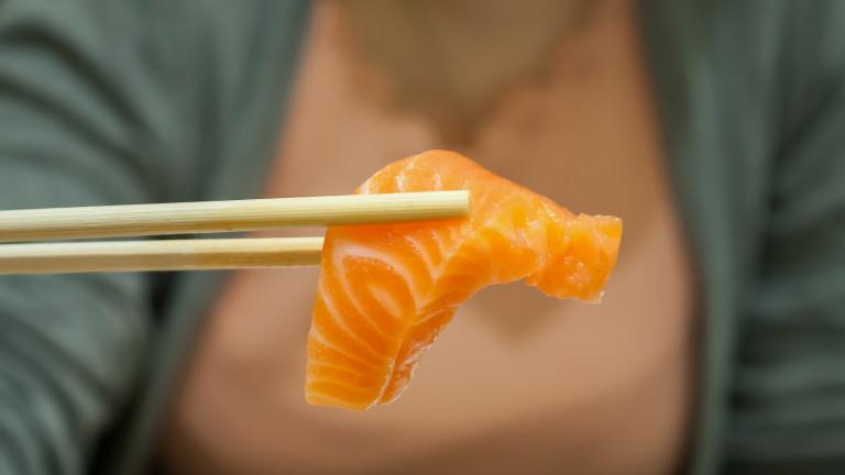 По колко риба трябва да ядем седмично