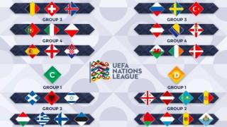 УЕФА обяви надградния фонд в Лига на нациите