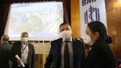 Представиха плана Национална детска болница