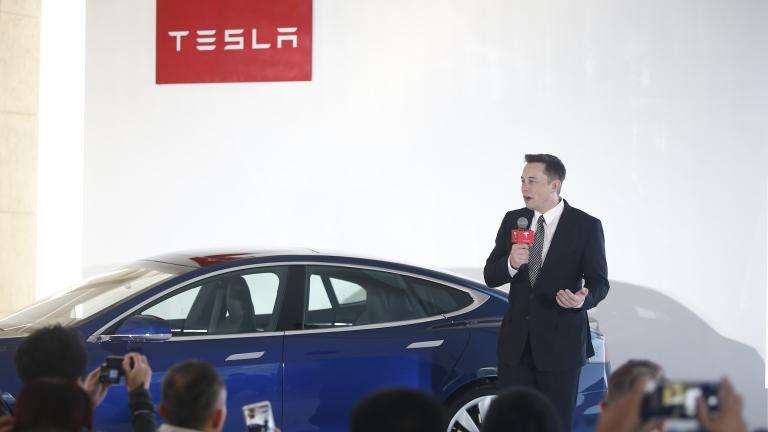 Tesla започна със съкращенията