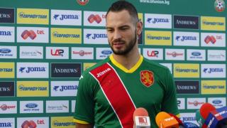 Симеон Славчев: Връщам се в Спортинг, амбициран съм за титулярно място