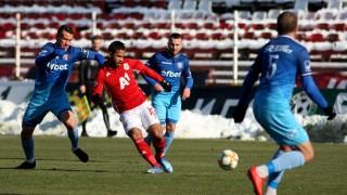 Евандро: Искам да вкарам гол или два на Левски, за да празнувам пред агитката на ЦСКА