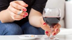 Тревожност + алкохол + жени (може и в обратен ред)