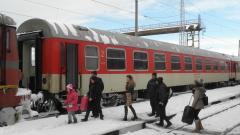 Спряха влаковете между София и Перник