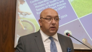 Министър Кралев: Олимпийската квалификация по волейбол ще се проведе във Варна