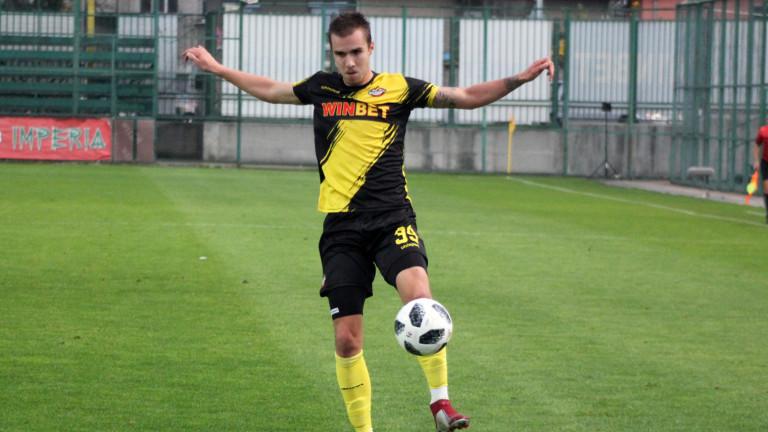 Минимален успех за Ботев (Пловдив) срещу Витоша