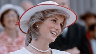 Невижданата досега снимка на принцеса Даяна