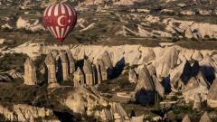 Убийствен срив в посещенията на чуждестранни туристи в Турция