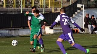Пирин срази Етър в мач с пет гола, Слави Костов герой