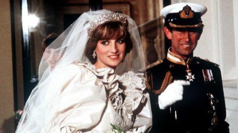 Сватбата с Чарлз - най-ужасният ден за Даяна