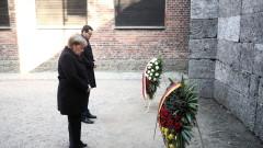 Меркел за пръв път в Аушвиц: Нацистките престъпления са част от идентичността на Германия