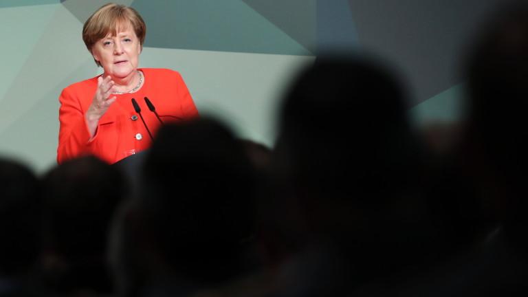 Канцлерът на Германия Ангела Меркел заяви, че е важно страната