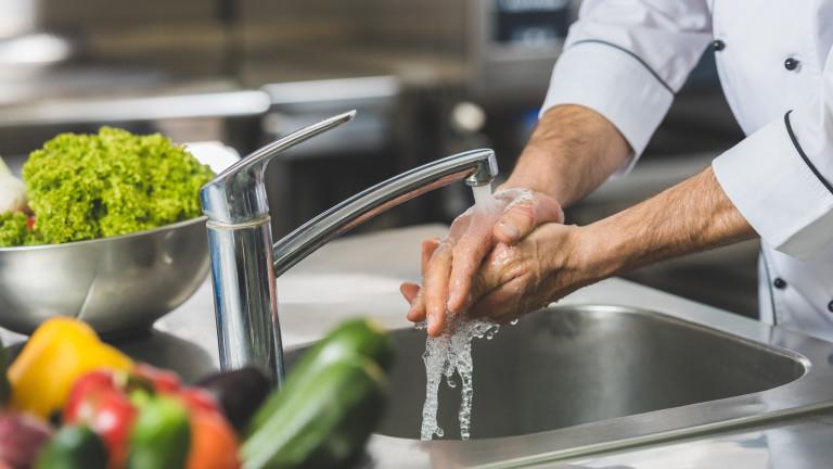 97% от хората допускат грешки при миенето на ръцете