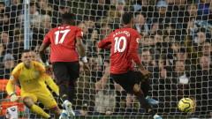"""Юнайтед се разправи с Ман Сити насред """"Етихад"""" и сякаш връчи шампионската титла на големия враг Ливърпул"""