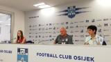 Петрович: ЦСКА трябва да бъде храбър срещу Осиек. Не тренираме дузпи, излизаме за победа!
