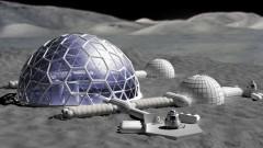 Плановете на Китай да колонизира Луната и да си построи там дворец